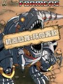 变形金刚:机器恐龙,所向无敌!